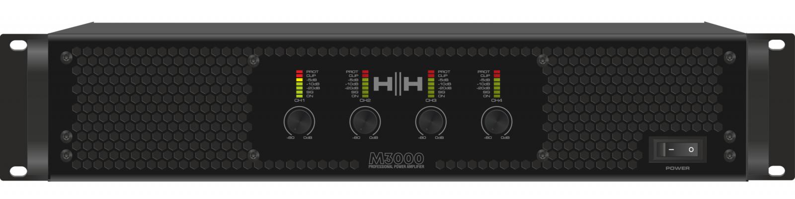 Pojačalo HH Electronics M3000
