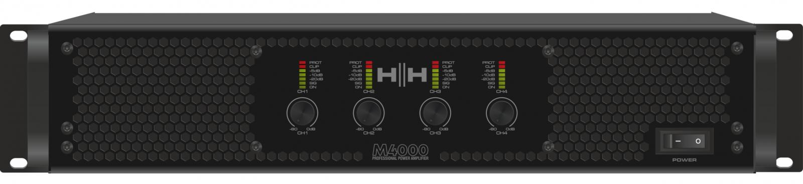 Pojačalo HH Electronics M4000