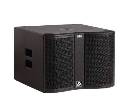 Aktivan Subwoofer Amate Audio Nitid N12W Black