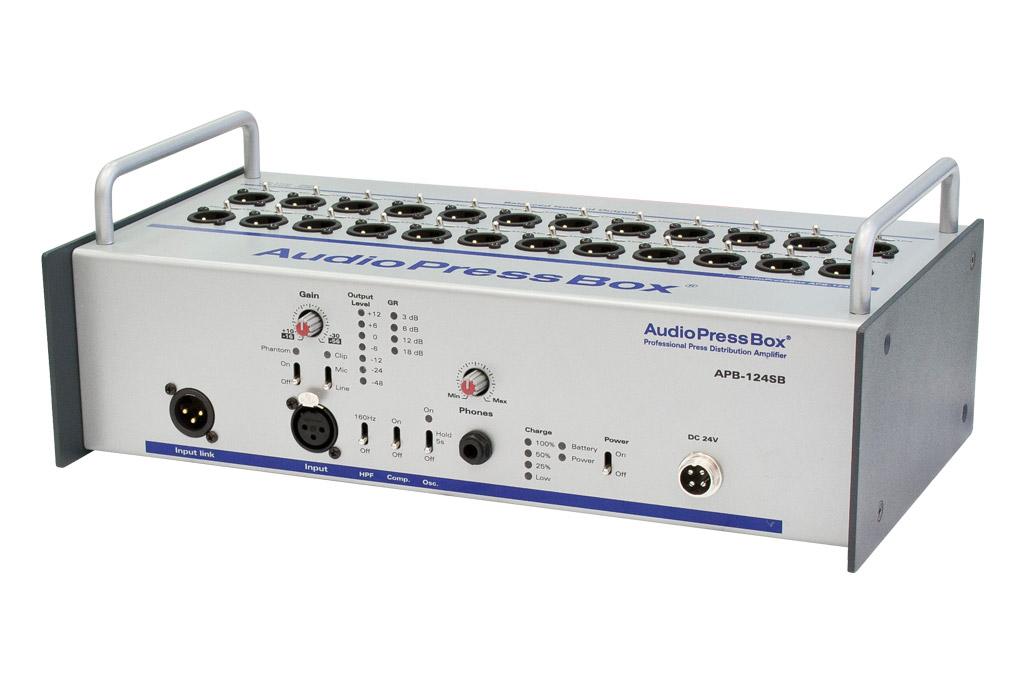 AudioPressBox APB 124SB