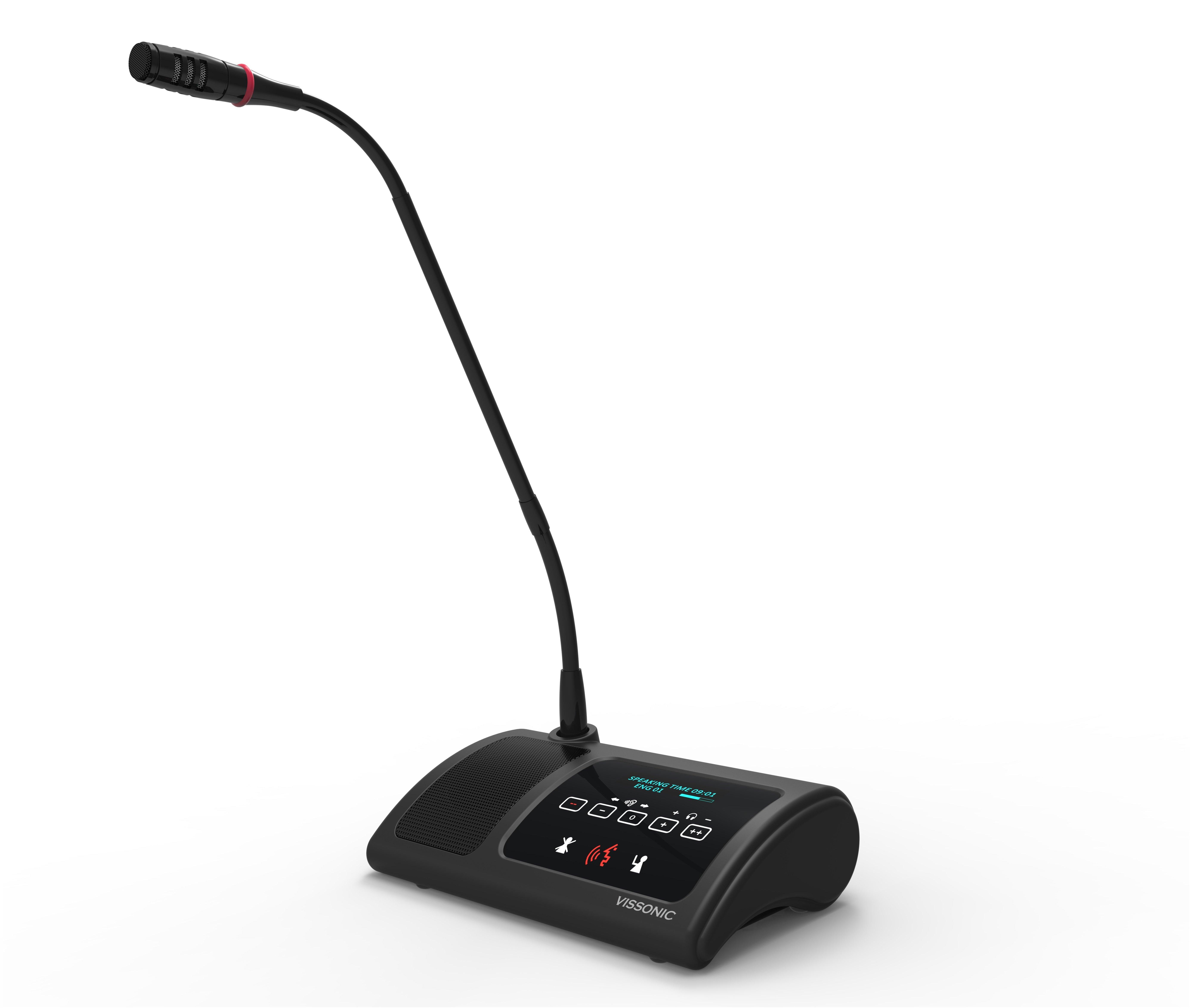 Vissonic VIS-WDC-T predsjedavajući bežićni mikrofon