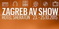 AVShow Zagreb 2015: Posjetite nas ovog vikenda u hotelu Sheraton!