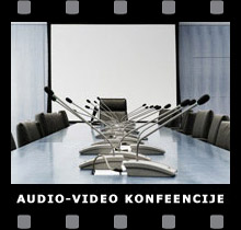 Audio-Video konferencije