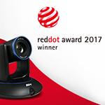 Reddot nagrada za AVer PTC500 auto tracking kameru