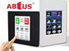 Abtus TouchScreen kontrola