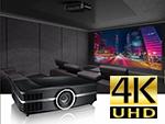 4K UHD Optoma projektori - nevjerojatno iskustvo po pristupačnim cijenama