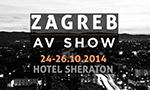 Zagreb AV Show 2014. - do�ite i posjetite nas!