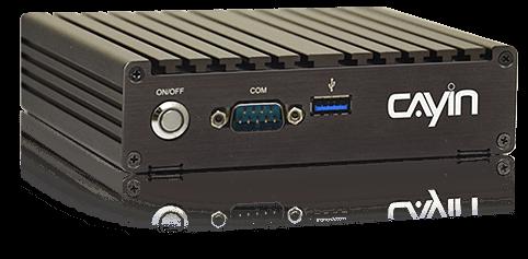 Media player Cayin SMP-2100