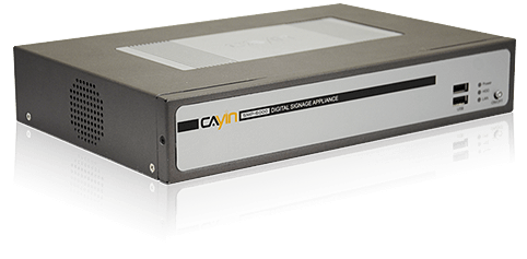 Media player Cayin SMP-6000