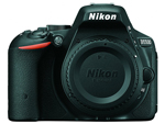 Fotoaparat Nikon D5500 Body Black